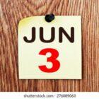 Thursday, June 3rd events for 8th grade
